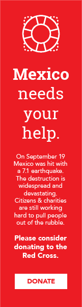 Mexico needs your help