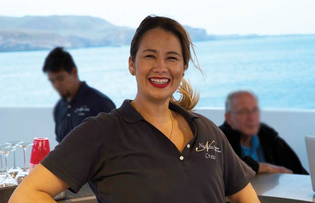 Meet the best crew, the men and women of Nautilus Liveaboards who love the ocean as much as you do