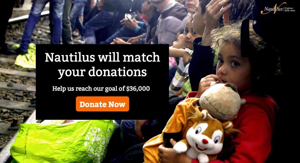 Nautilus for Europe Refugee Crisis