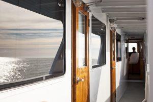 Grandes fenêtres sur le Nautilus Explorer
