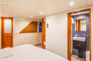 Nautilus suite room and ensuit
