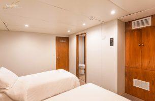 Rosario suite aboard Nautilus Gallant Lady