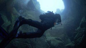 roca o'neal Nautilus Undersea