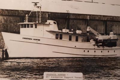Nautilus Undersea - Auparavant Undersea Hunter